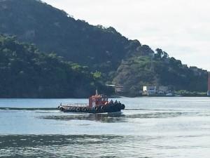 Embarcação Nathan IV2